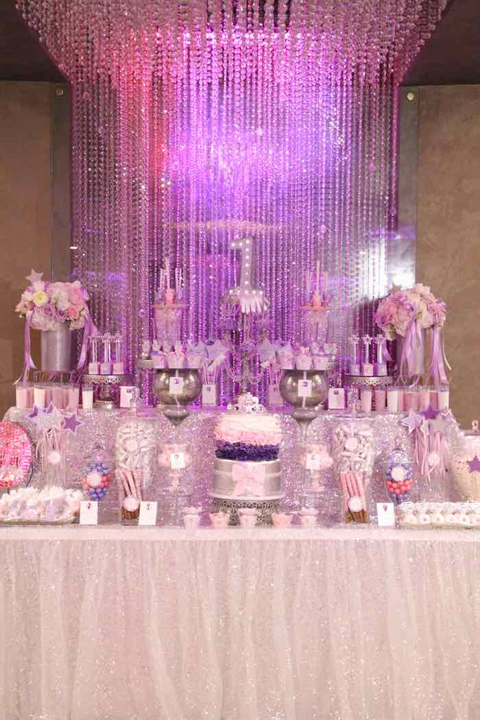 Best ideas about Princess Themed Birthday Party . Save or Pin Kara s Party Ideas Glamorous Princess Themed Birthday Now.
