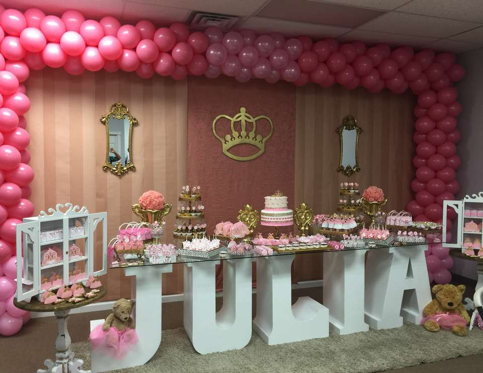 "Best ideas about Princess Themed Birthday Party . Save or Pin Princess Birthday ""Royal Party"" Now."