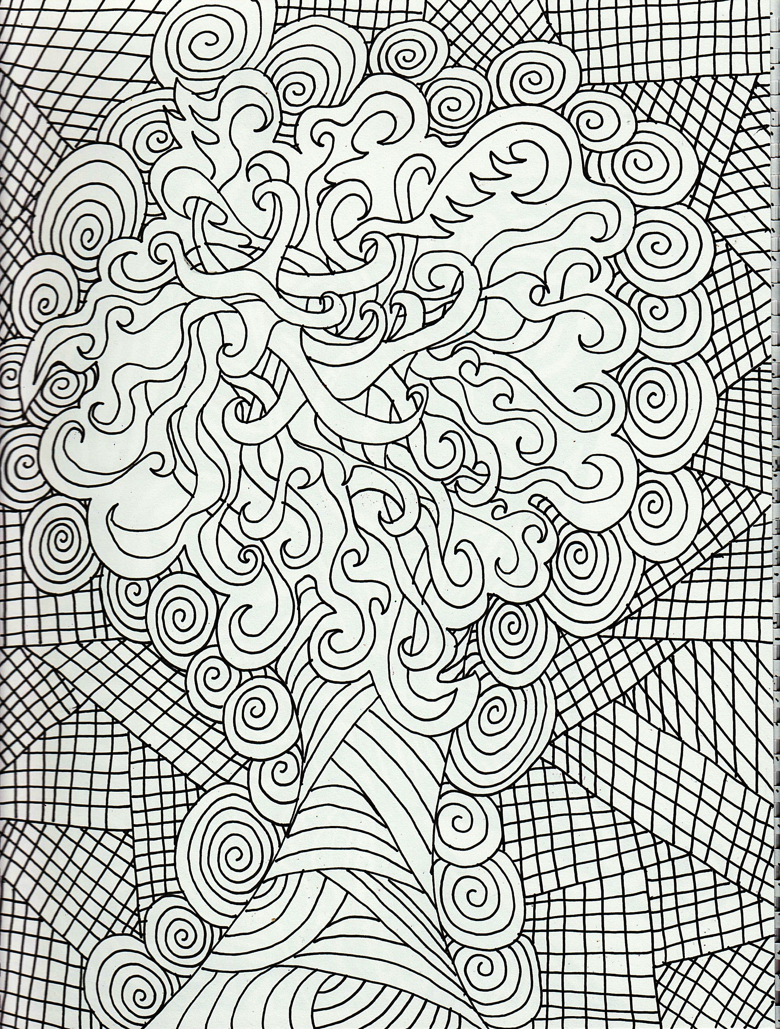 Printable Adult Coloring Books  Free Printable Adult Coloring Pages Awesome Image 30