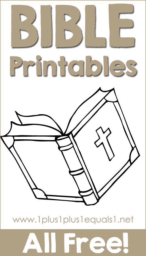 Printable Bible Coloring Pages For Kids Book Of John  Free Bible Printables