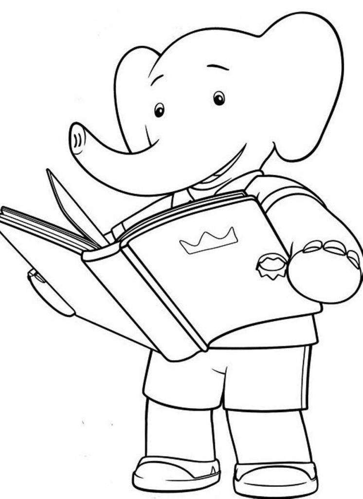 Printable Coloring Books For Toddlers  Books Coloring Pages Best Coloring Pages For Kids