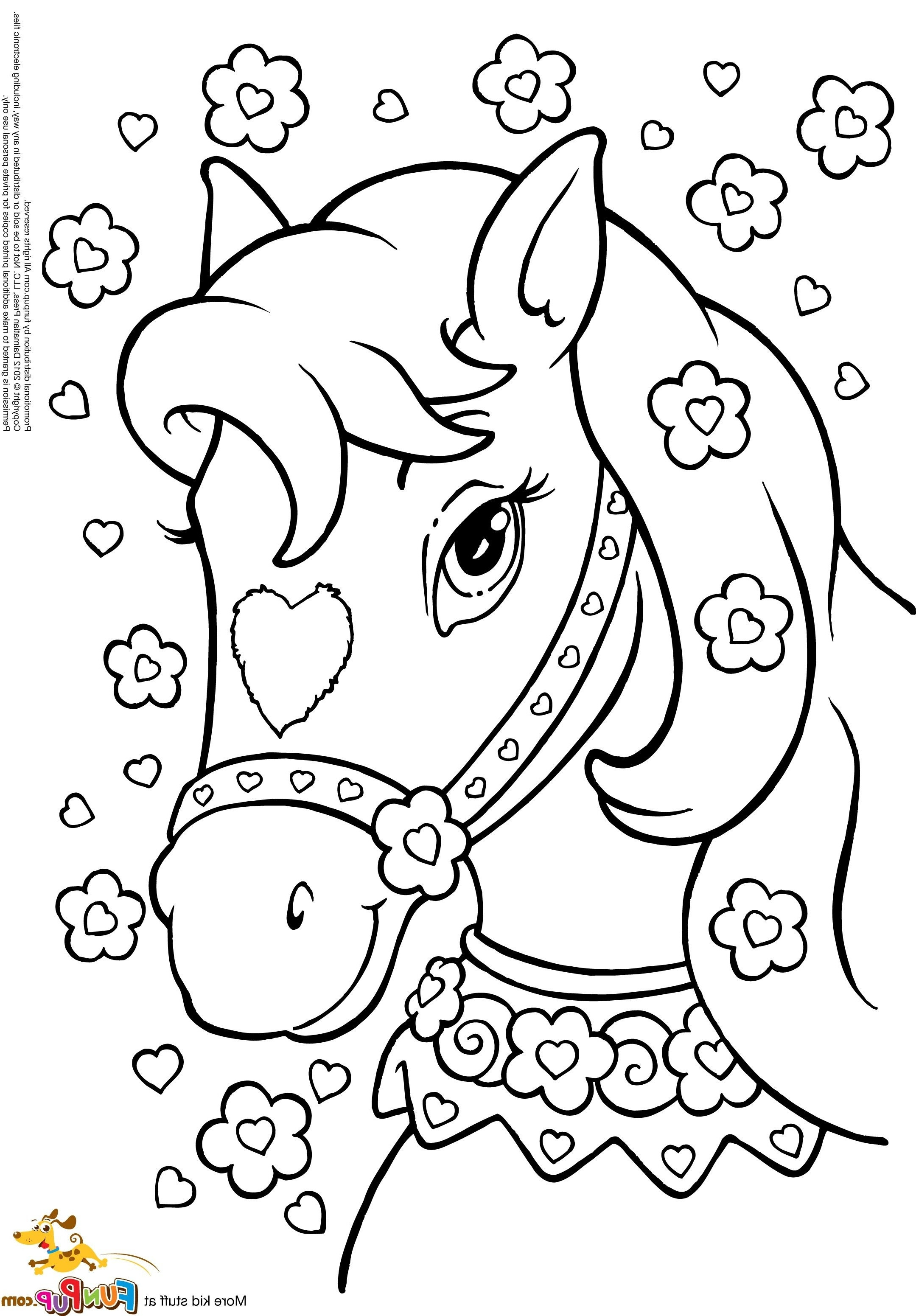 Printable Coloring Books For Toddlers  Coloring Pages For Kids HK42 Printable Princess Coloring