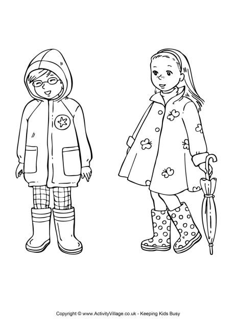 Printable Coloring Pages For Girls With Shirts  8 Best of Fall Clothes Printables Printable Cut