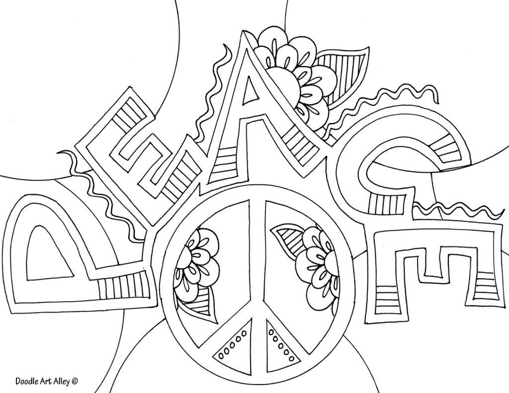 Printable Coloring Pages For Older Kids  Coloring Pages Cool Coloring Pages For Older Girls