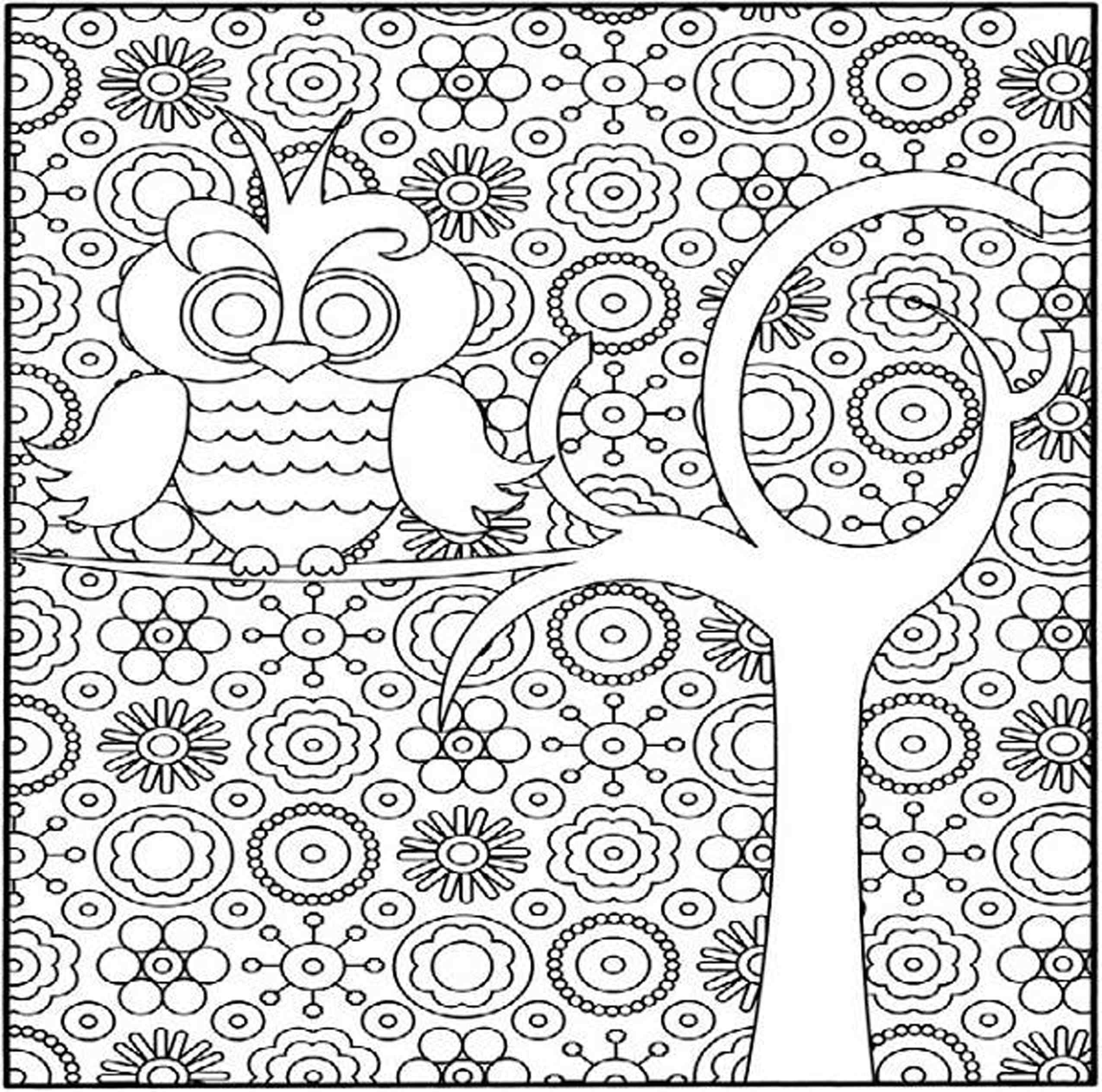 Printable Coloring Sheets For Teenage Girls  Coloring Pages For Teenage Girls Coloring Home