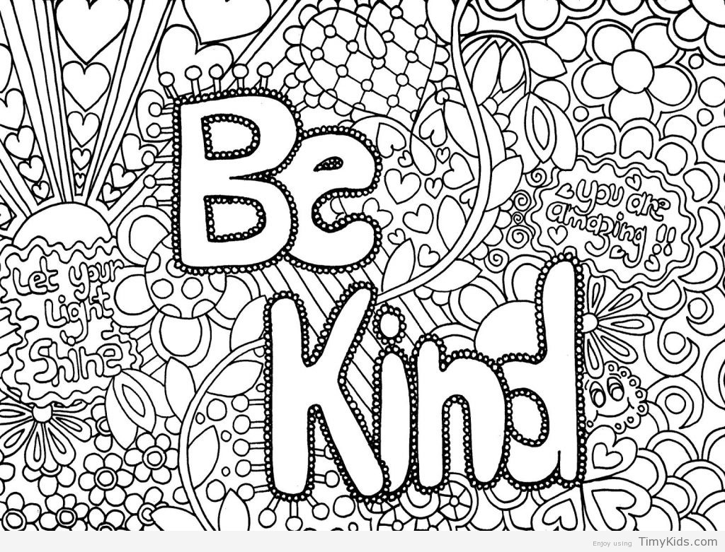 Printable Coloring Sheets For Teenage Girls  printable coloring pages for teenage girls