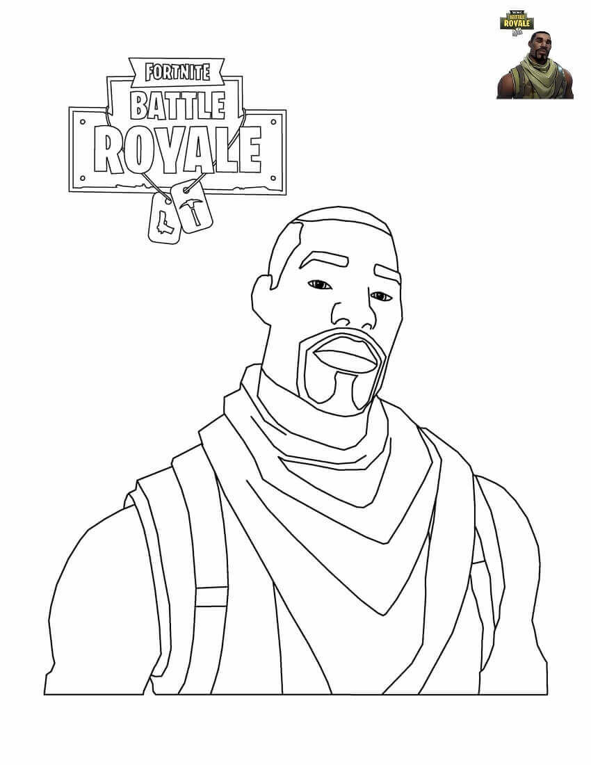 picture relating to Free Printable Fortnite Coloring Pages named 20 Perfect Printable fortnite Coloring Web pages - Least complicated Collections