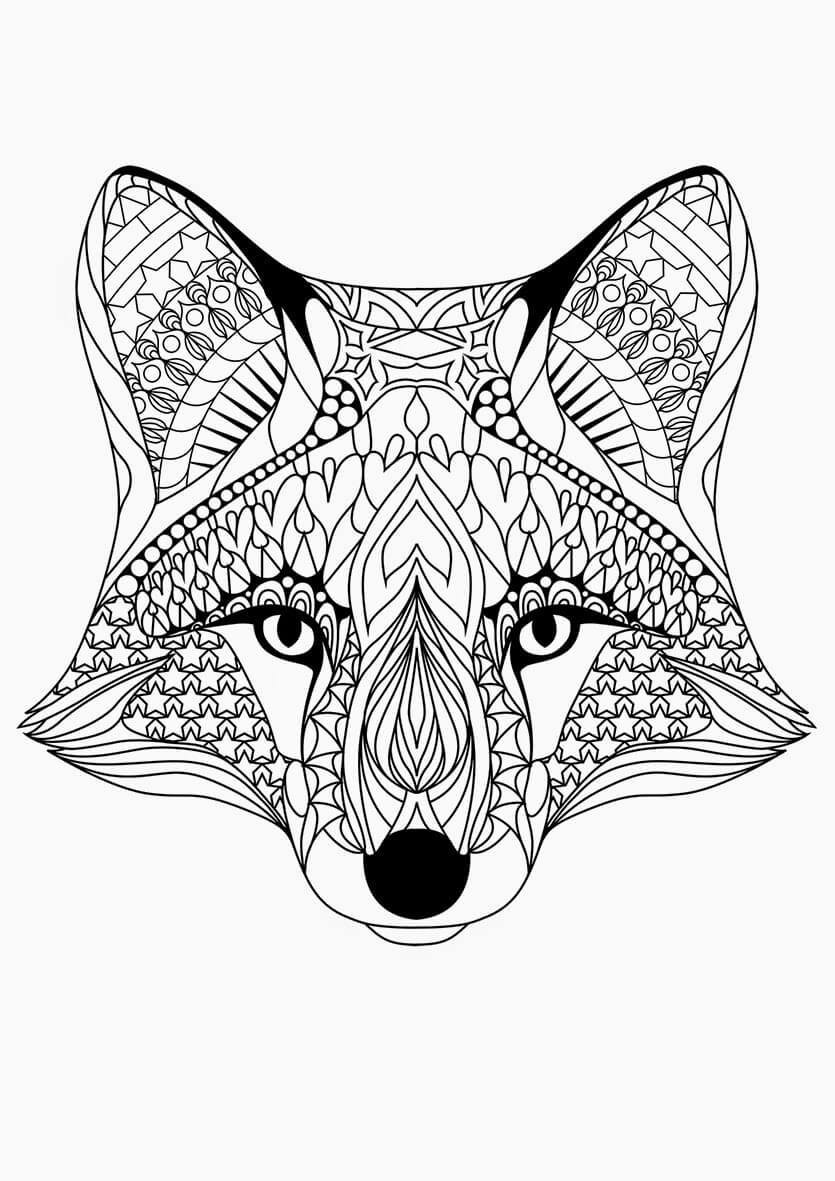 Printable Free Coloring Pages For Adults  20 Free Adult Colouring Pages The Organised Housewife