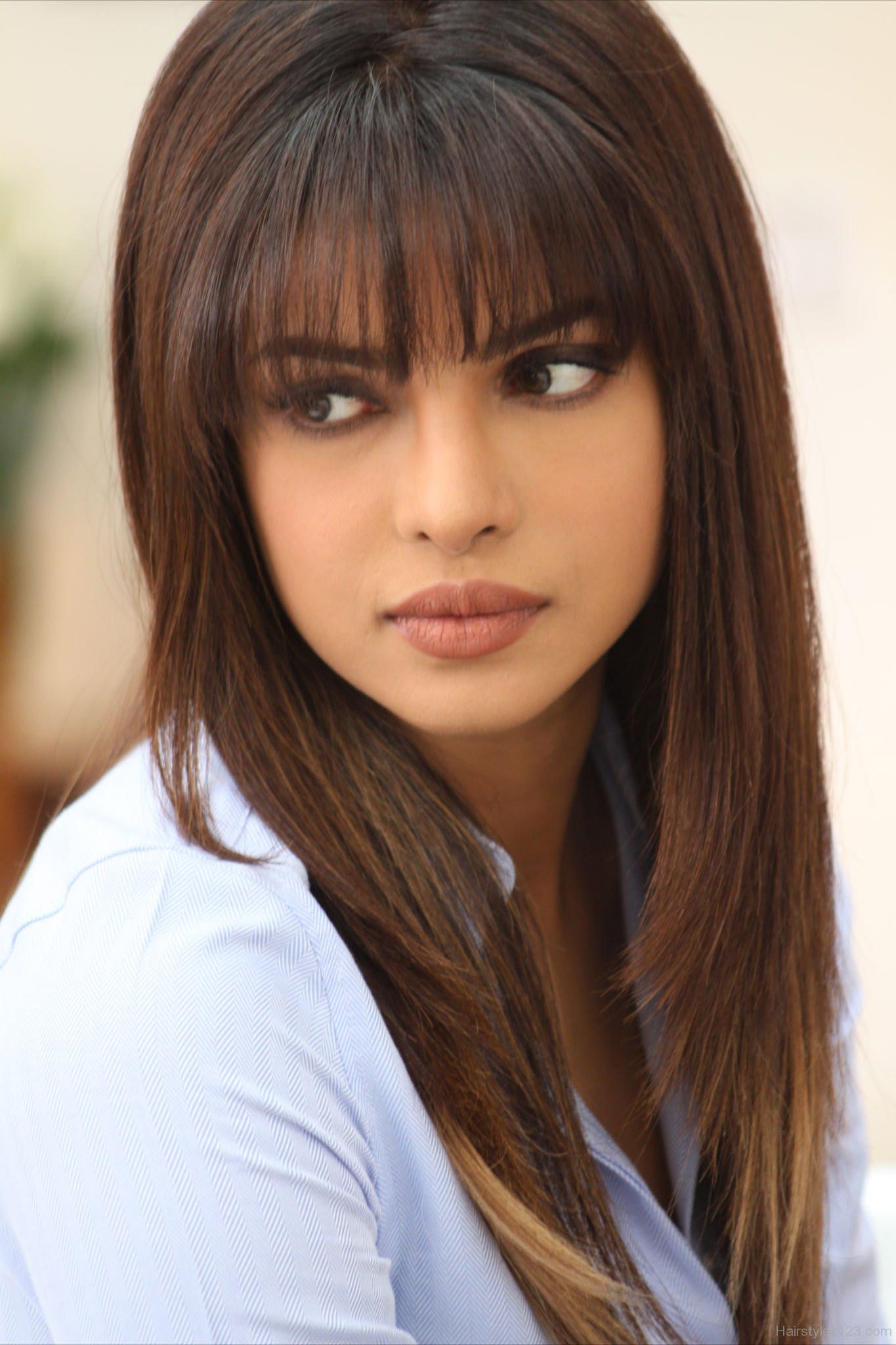Priyanka Chopra Haircuts  Long Layered Hairstyles Page 2