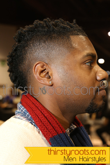 Prom Haircuts For Black Guys  Hairstyles Black Men 2015