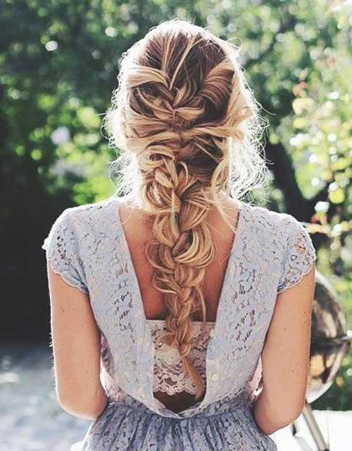 Prom Hairstyle Braid  20 Best Prom Braided Hairstyles