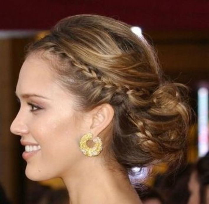 Prom Hairstyle Braid  Prom Hairstyles for Long Hair Women Hairstyles