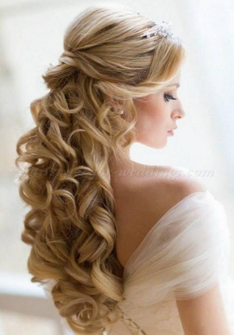 Prom Hairstyle Half Updo  Hairstyles half up half down for prom
