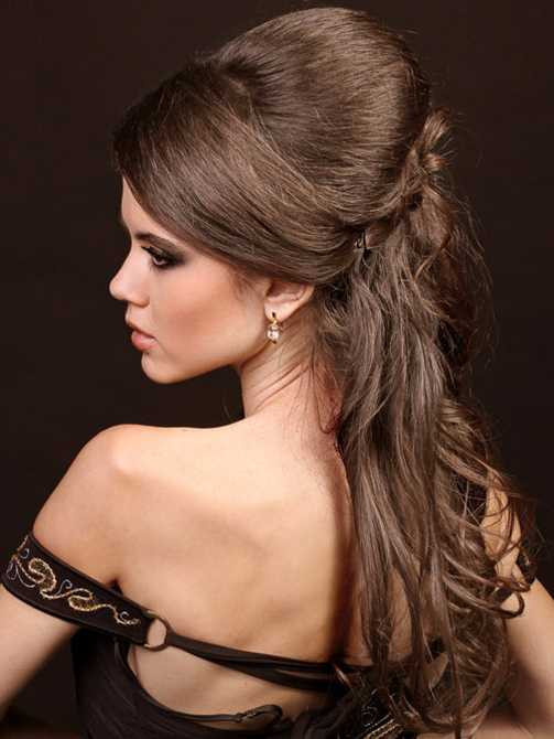 Prom Hairstyle Half Updo  Prom Hairstyles 2016 New Prom Hair Ideas for 2016