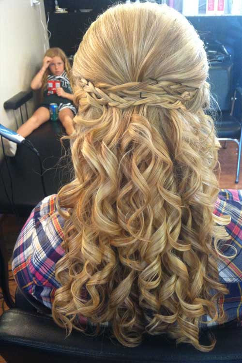 Prom Hairstyle Ideas  30 Hairstyles for Long Hair for Prom
