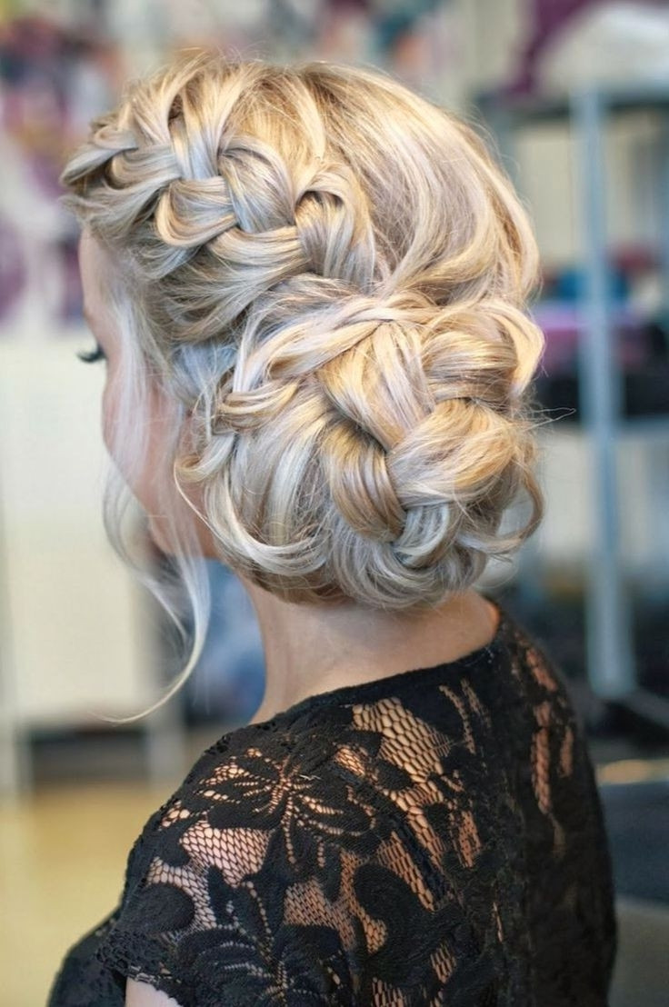 Prom Hairstyle Ideas  Cute Home ing Hairstyles