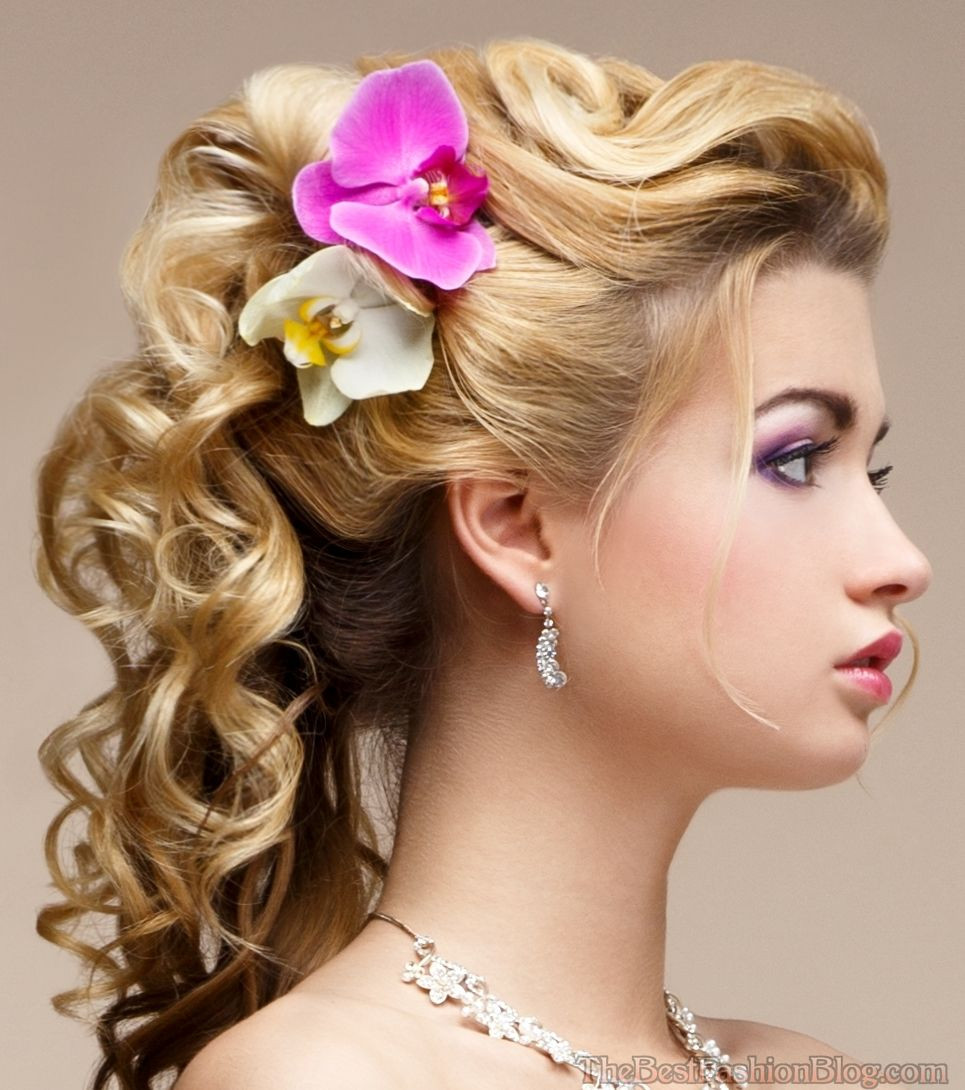 Prom Hairstyle Ideas  The Best Prom Hairstyle Ideas 2018
