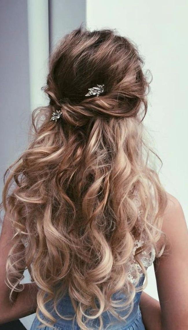 Prom Hairstyle Ideas  20 Best Ideas of Long Prom Hairstyles