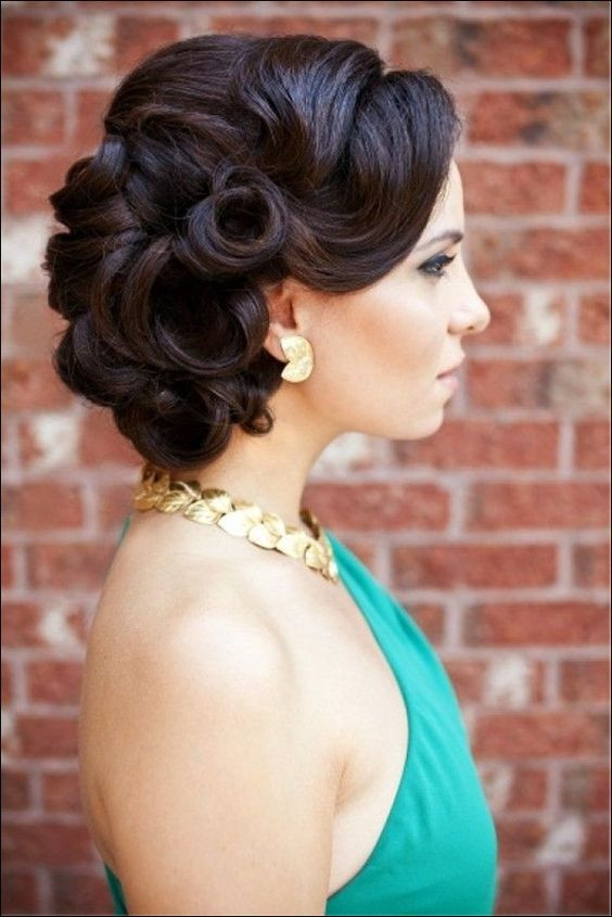 Prom Hairstyle Ideas  2016 Prom Updo Hair Ideas Fashion Trend Seeker