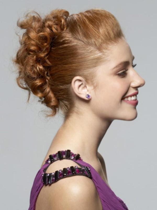 Prom Hairstyle Ideas  50 Fab Prom Hairstyle Ideas for Girls