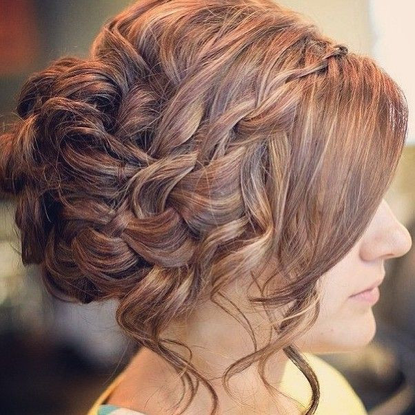 Prom Hairstyle  30 Elegant Prom Hairstyles Style Arena
