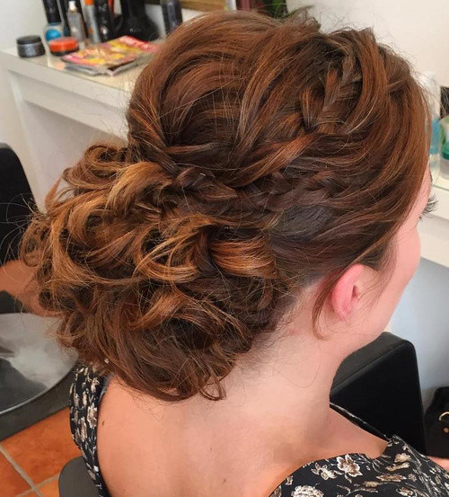 Prom Hairstyle  Trubridal Wedding Blog