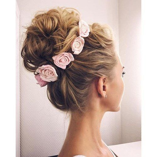 Prom Hairstyle Tumblr  long prom hairstyles