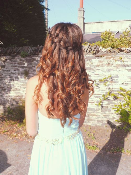 Prom Hairstyle Tumblr  prom hairstyles