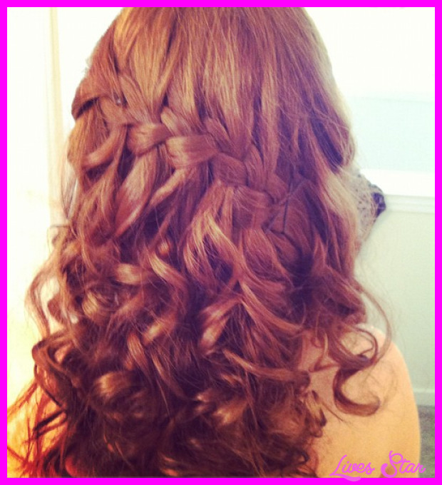 Prom Hairstyle Tumblr  Cute hairstyles for long hair tumblr prom LivesStar