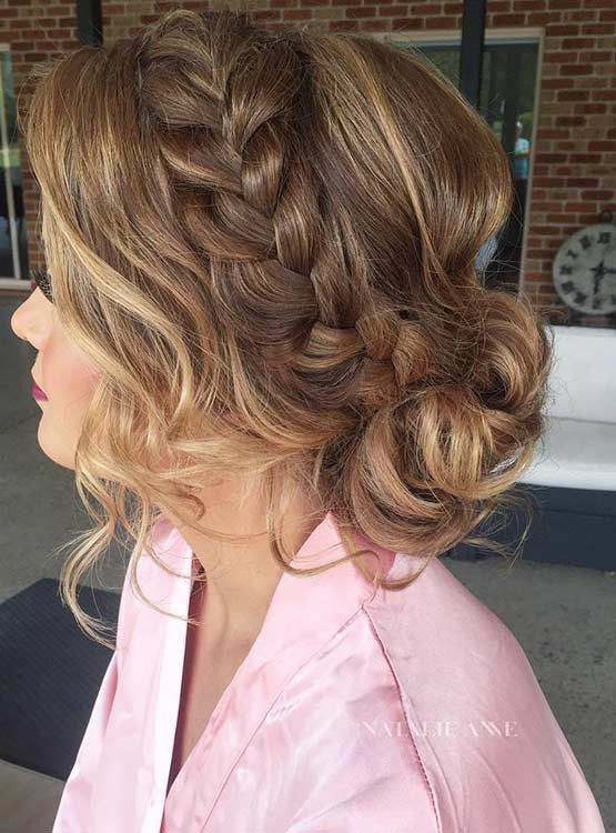 Prom Hairstyle  27 Gorgeous Prom Hairstyles for Long Hair