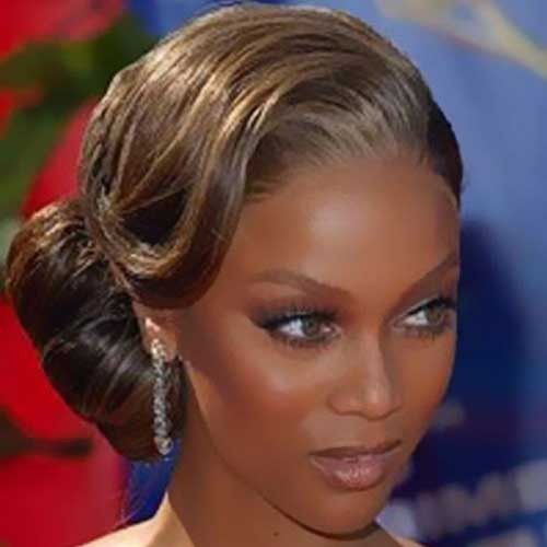 Prom Hairstyles Black Girls  15 Hairstyles for Black Women with Long Hair