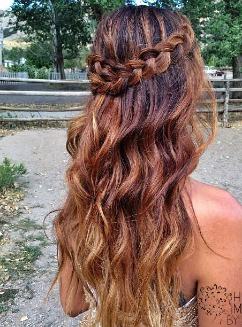 Prom Hairstyles Down Medium Hair  Hairstyles For Prom Down