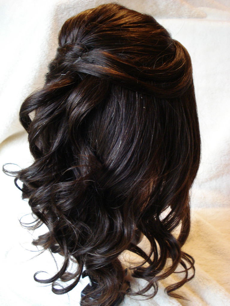 Prom Hairstyles Down Medium Hair  100 Delightful Prom Hairstyles Ideas Haircuts