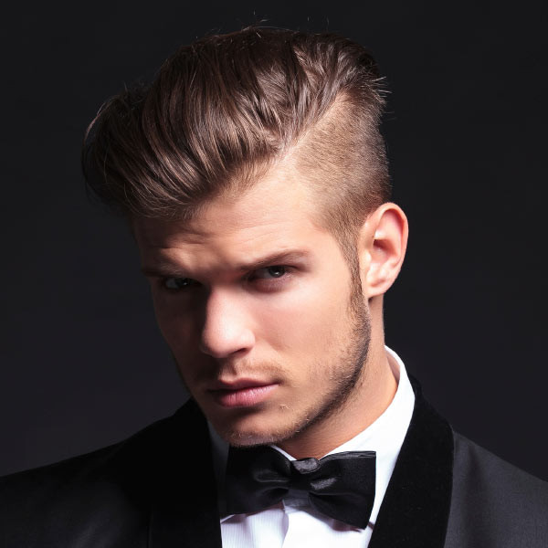 Best ideas about Prom Hairstyles For Guys . Save or Pin Good Hairstyles For Men To Wear At Weddings Now.
