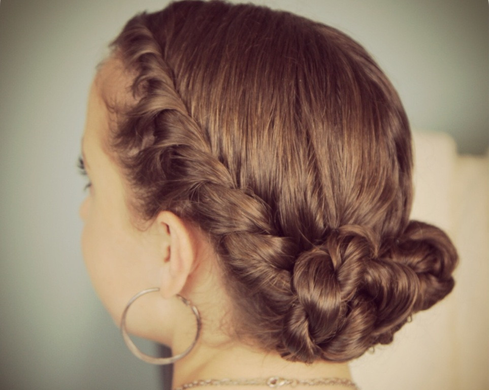 Prom Hairstyles For Medium Hair  15 Formal Hairstyles for Medium Hair Length
