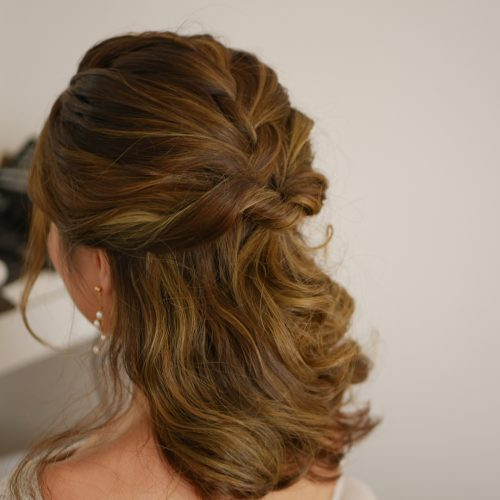 Prom Hairstyles For Medium Hair Up  Prom Hairstyles for Medium Length Hair and How To s