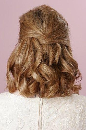 Prom Hairstyles For Medium Hair Up  15 Pretty Prom Hairstyles 2019 Boho Retro Edgy Hair
