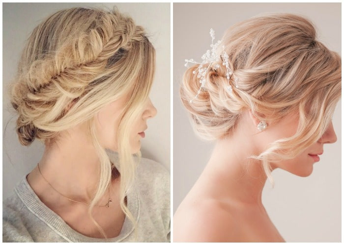 Prom Hairstyles For Medium Hair Up  40 Gorgeous Prom Hairstyles For Long & Short Hair
