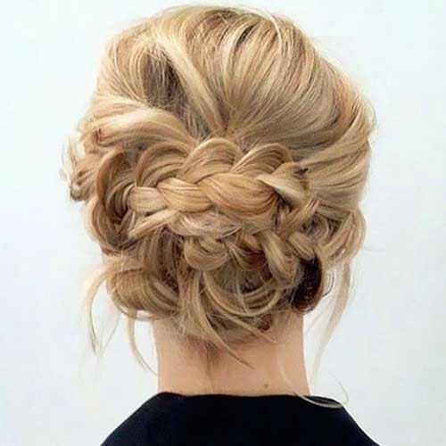 Prom Hairstyles For Medium Hair Up  50 Terrific Shoulder Length Hairstyles
