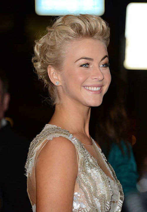 Prom Hairstyles For Pixie Cuts  21 Gorgeous Formal Hairstyles for Short Hair Cool