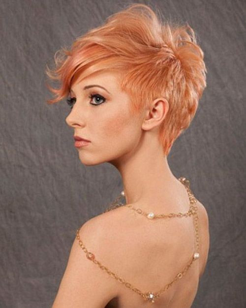 Prom Hairstyles For Pixie Cuts  Pixie Cut Hairstyles For Prom 2017