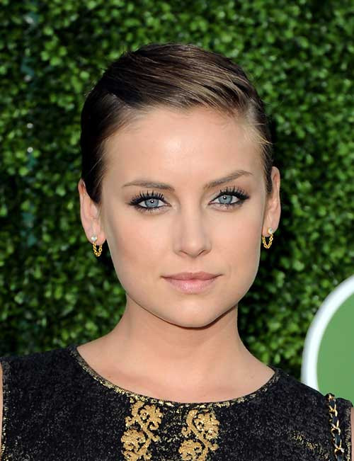 Prom Hairstyles For Pixie Cuts  10 Pixie Cut Prom