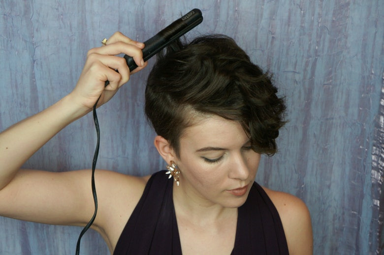 Prom Hairstyles For Pixie Cuts  4 Short Hairstyles For Prom that Prove Pixie Cuts Can Be