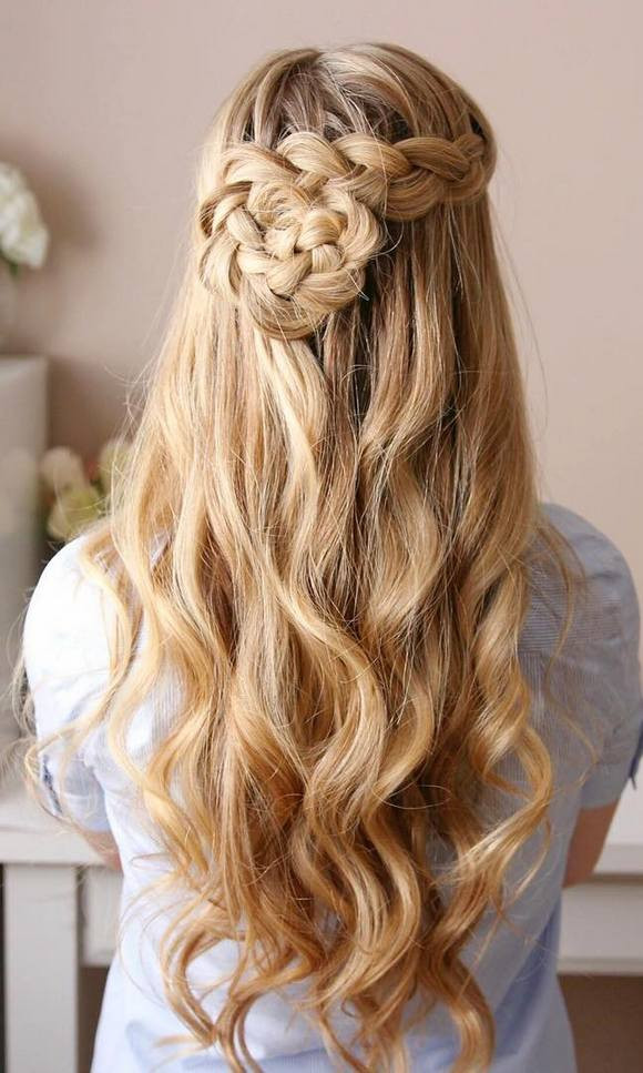 Prom Hairstyles For Thin Hair  prom hairstyles updo Easy and Simple Prom Hairstyles for