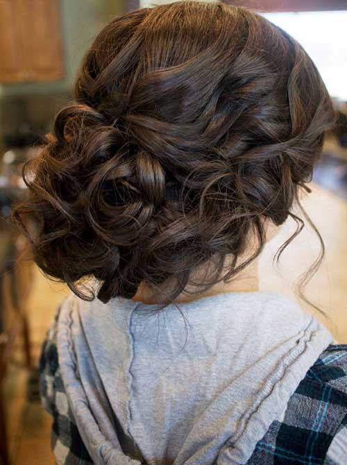 Prom Hairstyles Updo  20 Prom Hairstyle Ideas