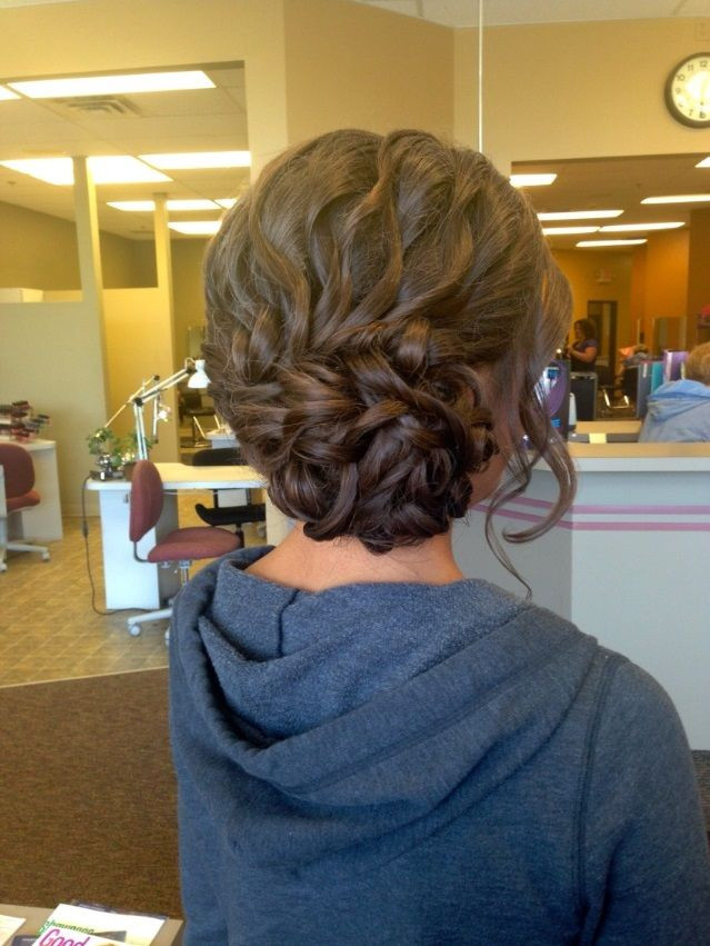 Prom Hairstyles Updo  17 Fancy Prom Hairstyles for Girls Pretty Designs