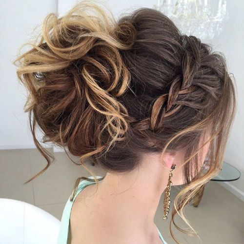 Prom Hairstyles Updo  40 Most Delightful Prom Updos for Long Hair in 2017
