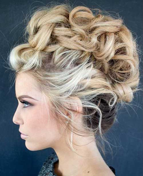 Prom Hairstyles Updo  Prom Hairstyle Updo