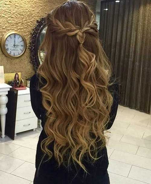 Prom Hairstyles With Braid  20 Best Prom Braided Hairstyles