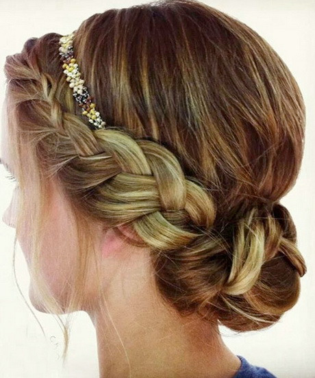 Prom Hairstyles With Headbands  Prom hairstyles with headband